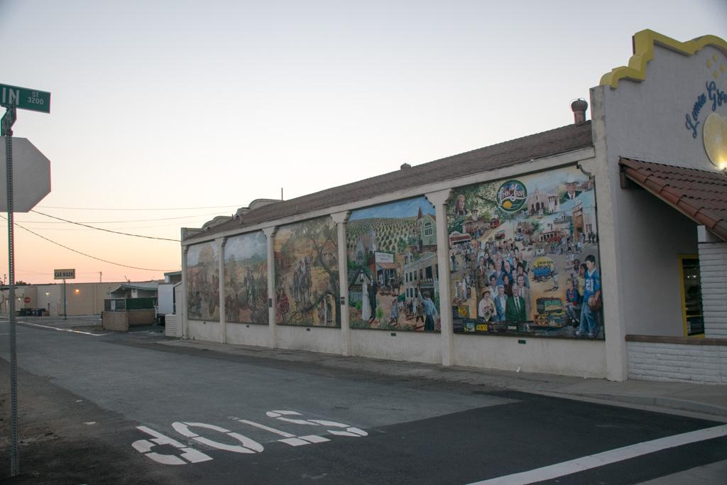 The Lemon Grove History Mural Full