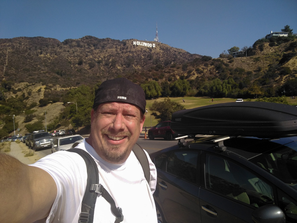Lake Hollywood Sign