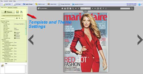 microsoft office magazine template