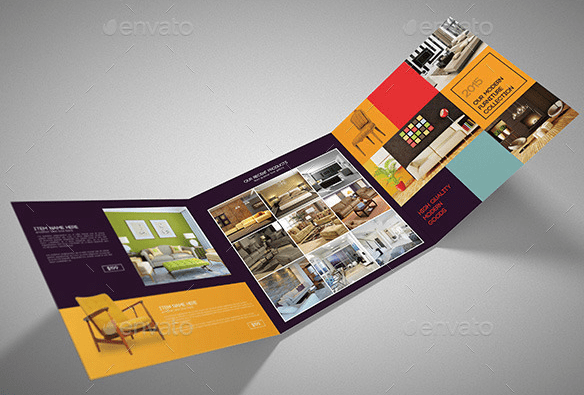 10 Beautiful Furniture Brochure Templates Free PDF