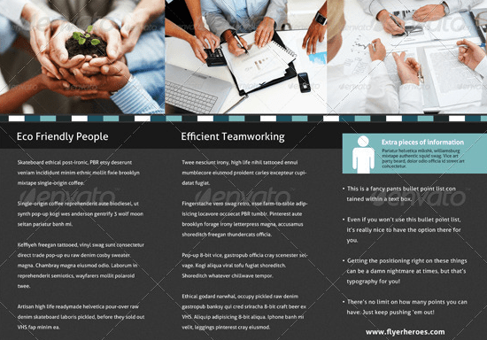 10 Business Consulting Brochure Templates For Facilitating