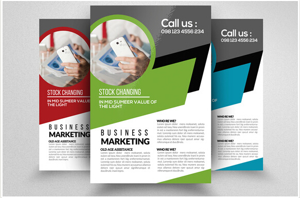 Examples Of Management Consulting 1 Page Brochure
