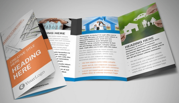 10 Fabulous Insurance Agency Brochure Templates In 2016