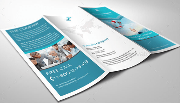10 Fabulous Insurance Agency Brochure Templates In 2016