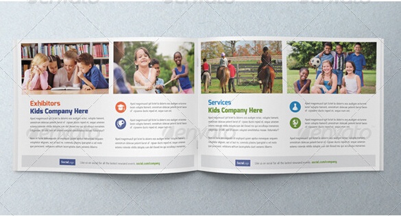 10 Awesome School Brochure Templates & Designs