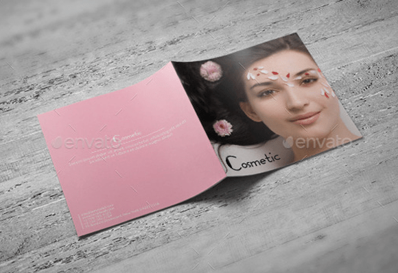 10 Beautiful Cosmetic Catalog Templates For Marketing Your