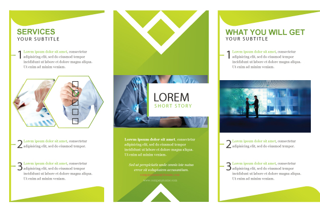 5 free online brochure