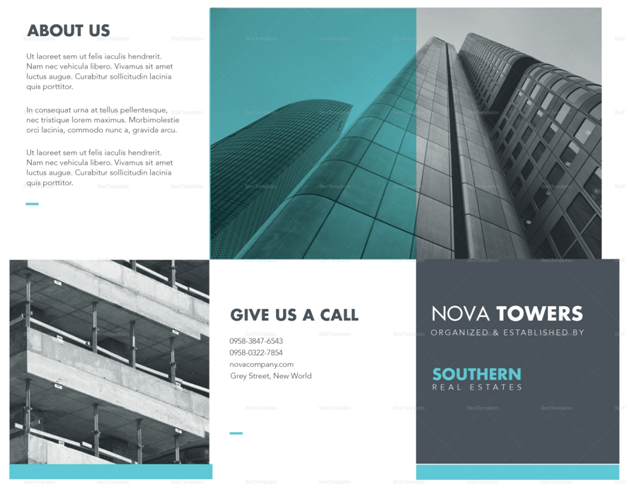 8 Real Estate Brochure Templates That Will Attract Your
