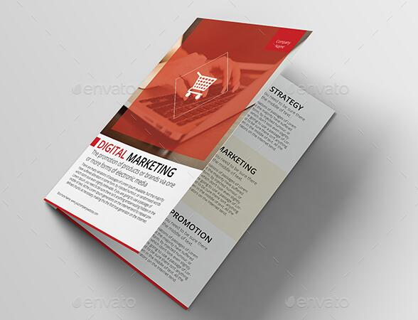9 Marketing Brochure Templates with Creative Layout Designs _