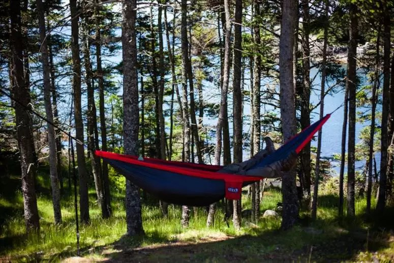 Best National Parks For Hammock Camping