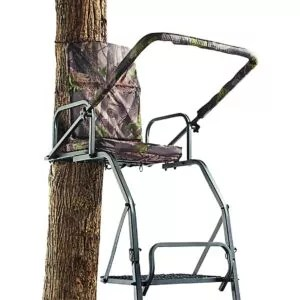 Guide Gear 16 Deluxe Ladder Tree Stand