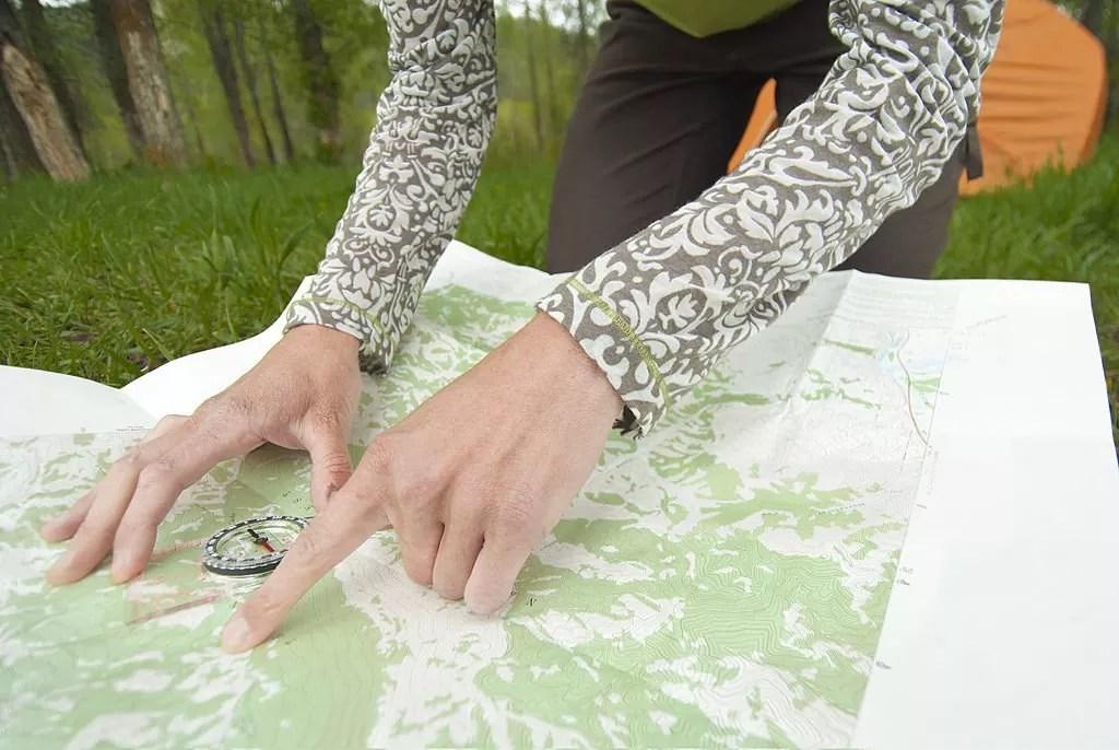 Best Orienteering Compass