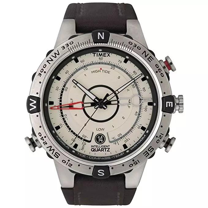 Timex Men's T2N721 Intelligent Quartz Compass