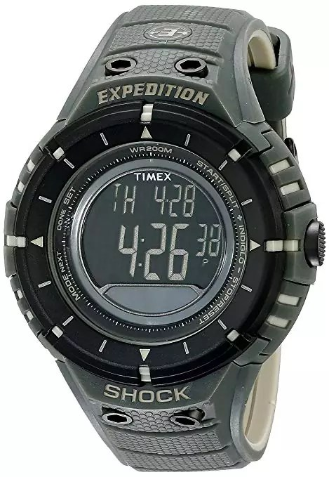 Timex Men's T49612 Expedition Shock Digital Compass