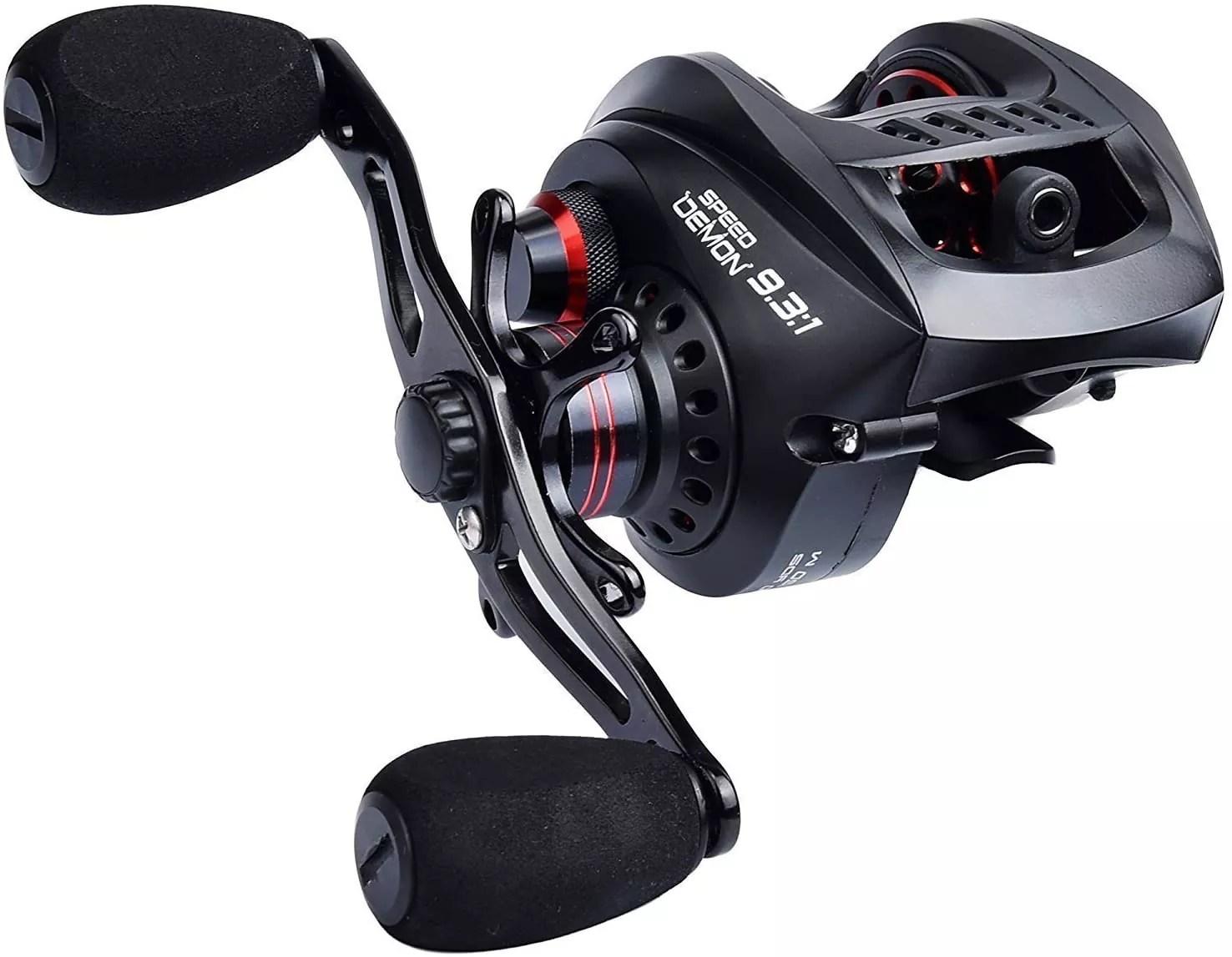 KastKing Speed Demon 9.3:1 Baitcasting Fishing Reel