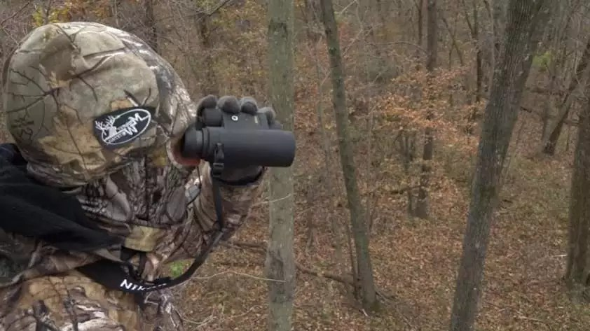 How to Hunt from a Tree stand