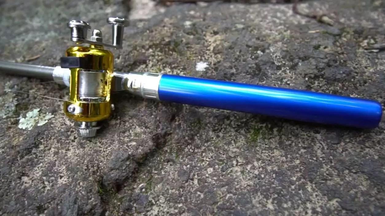 Pen rods