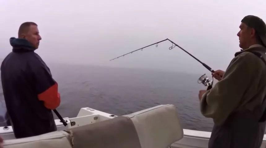 Fishing Rods Break