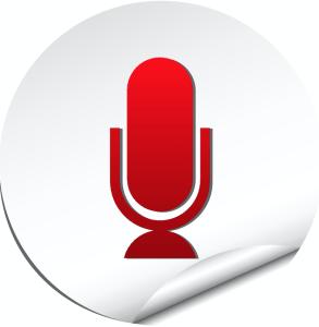 Mikrofon-ikon