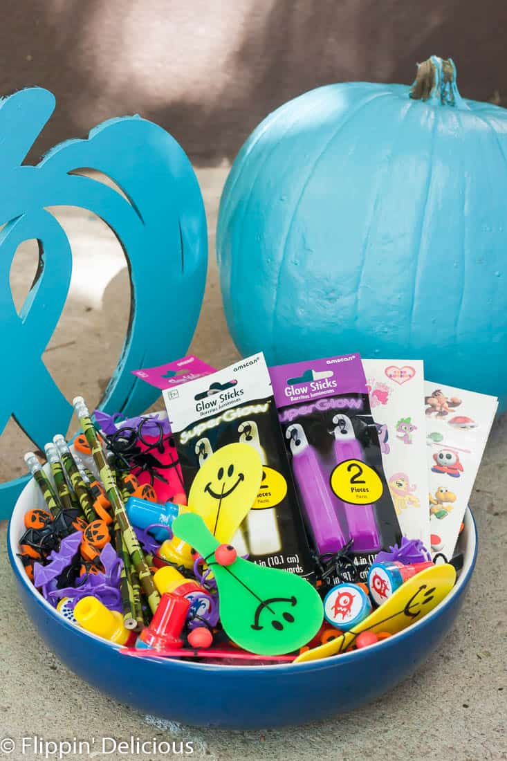 AllergyFriendly Trick or Treat Options for Halloween