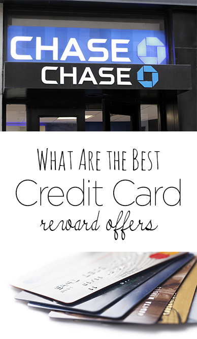 What Are the Best Credit Card Reward Offers