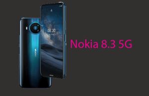 Nokia 8.3 Specifications