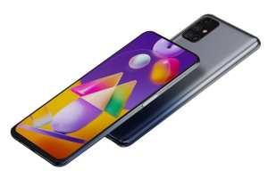 Samsung Glalaxy M31S Price
