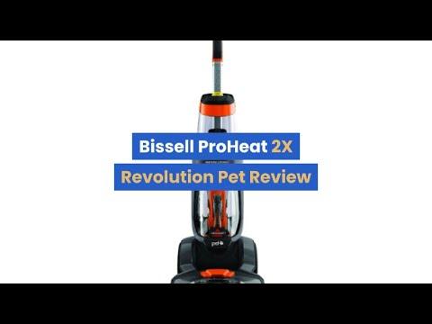 Bissell Proheat 2x Revolution Pet Review Flipreview Com