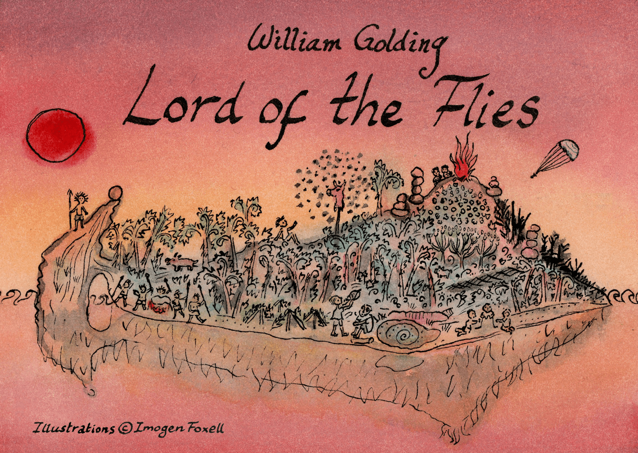 New Lord Of The Flies Flipsco Cards