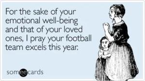 football prrayer