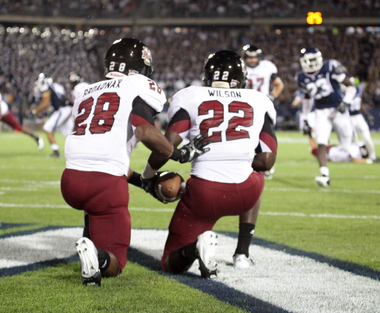what is a touchback in college football