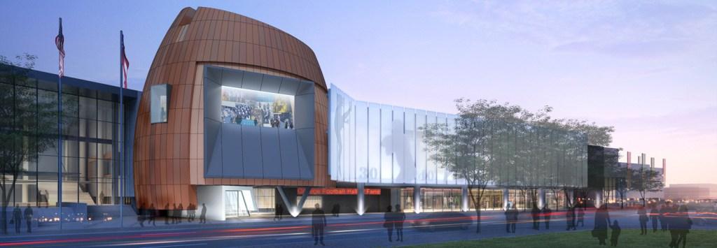new college football hall of fame atlanta