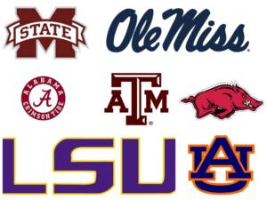 SEC West