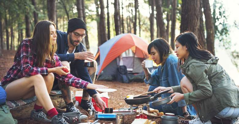 Healthy Eating While Backpacking