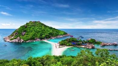 Most Popular Island in Thailand