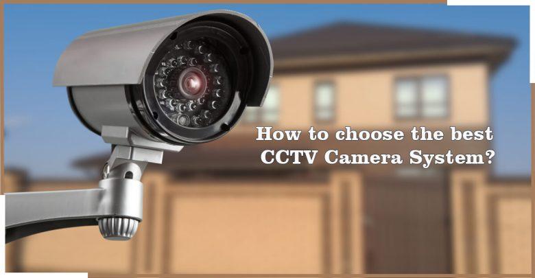 Choosing Proper Security Cameras