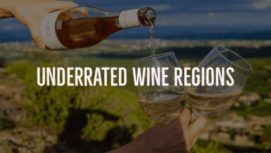 Underrated Wine Regions