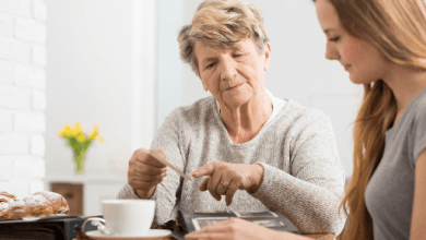 Challenges of Caring for Aging Parents