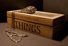 Wooden Accessories for Men