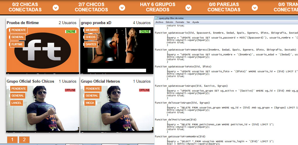 desarrollo web honduras