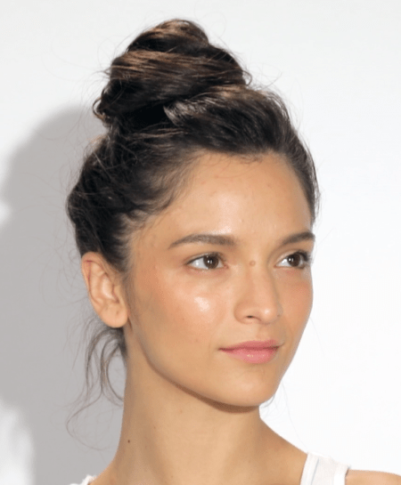 Top-Knot-tutorial-by-bumble-and-bumble