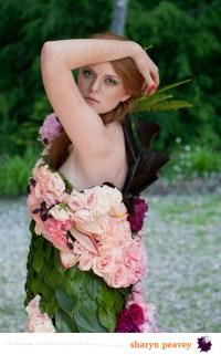 A Dress of Flowers by Emily Carter | Flirty Fleurs The ...