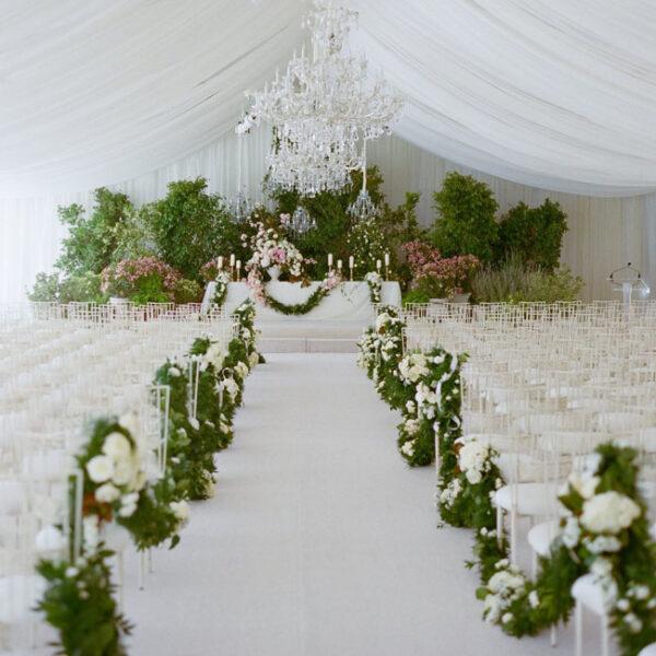 Wedding Wednesday Ceremony Decor Flirty Fleurs The