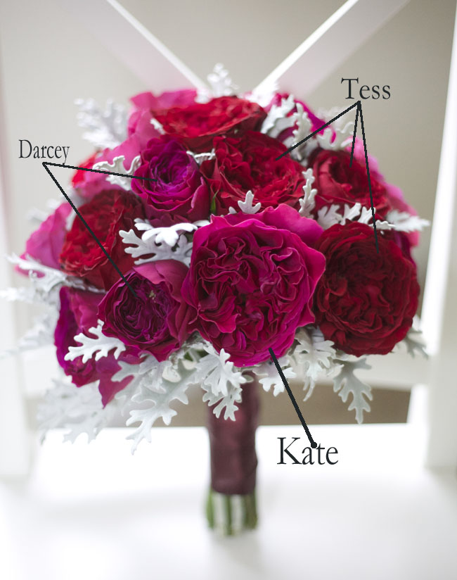 David Austin Red Amp Magenta Roses Flirty Fleurs The