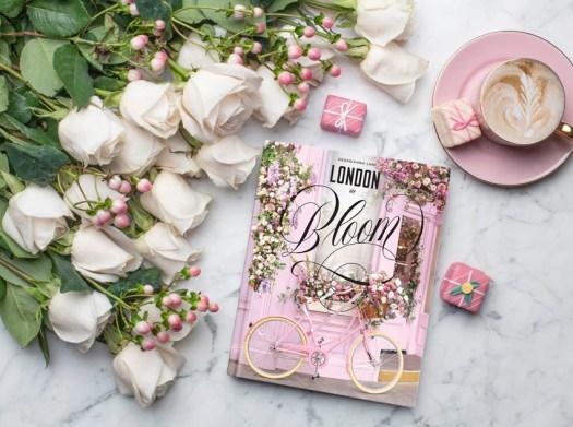 London In Bloom Book by Georgianna Lane