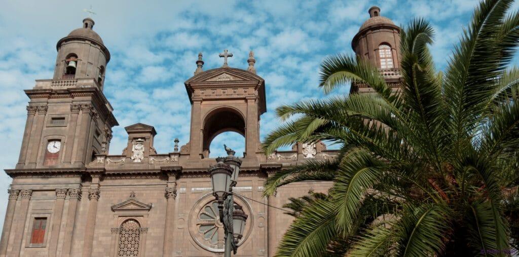 Santa Ana Cathedral Las Palmas Gran Canaria