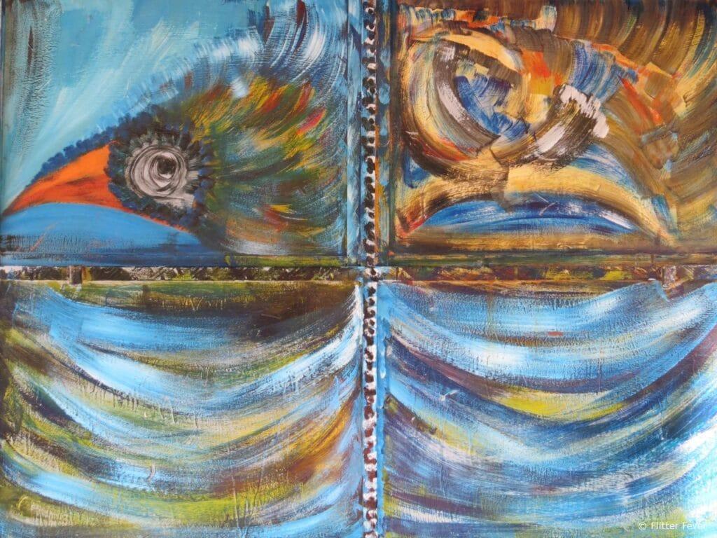 Callejon de Hamel art Cuba