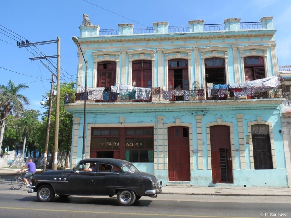 Havana street view Cuba