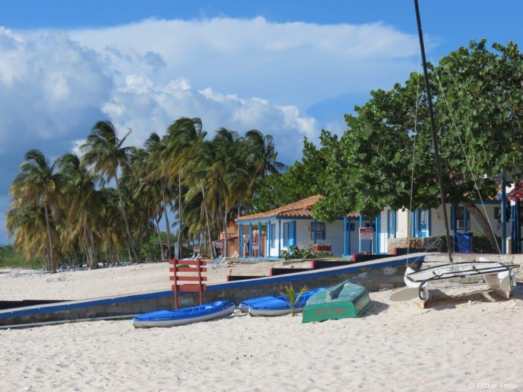 Maria La Gorda Cuba Parque Nacional Guanahacabibes Area Marina Protegida
