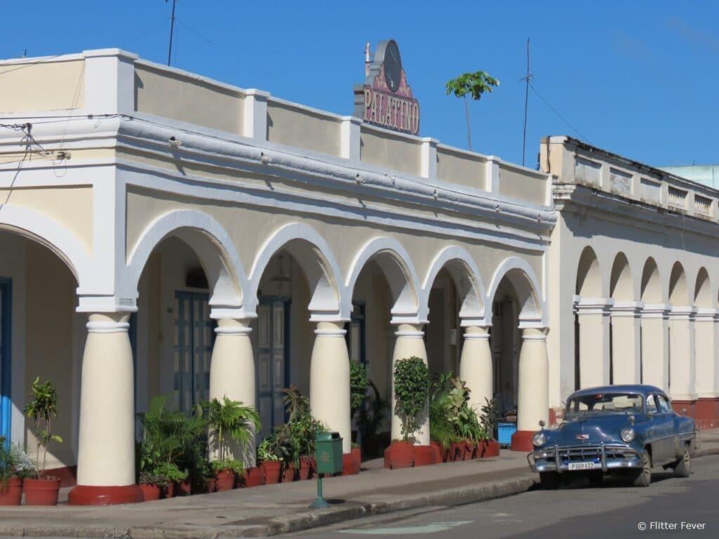 Palatino Cienfuegos Cuba
